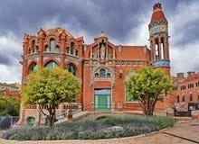 Hospital de Sant Pau, Barcelona Stock Photos