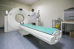 Hospital del italiano de Kerak Imagenes de archivo