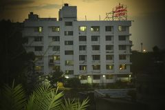 Hospital do jagarnnath de Shree foto de stock royalty free