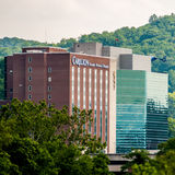 Hospital do memorial de Roanoke Imagem de Stock Royalty Free