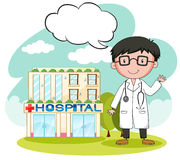 Hospital Royalty Free Stock Images