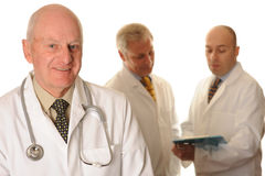 Hospital Doctors Stock Photography