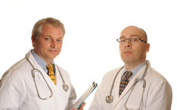 Hospital Doctors Royalty Free Stock Photography