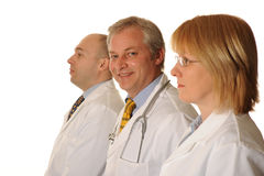 Hospital Doctors Royalty Free Stock Image