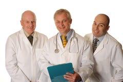 Hospital Doctors Royalty Free Stock Photos