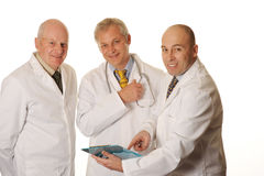 Hospital Doctors Stock Photo