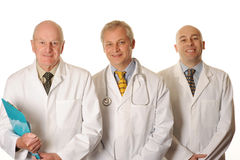 Hospital Doctors Royalty Free Stock Images