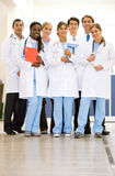 Hospital doctors Stock Image