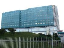 Hospital em Pancevo imagens de stock royalty free