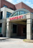 Hospital emergency entrance Royalty Free Stock Image