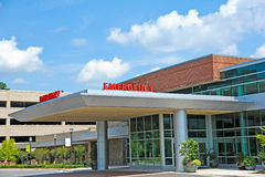 Hospital Emergency Room Royalty Free Stock Images