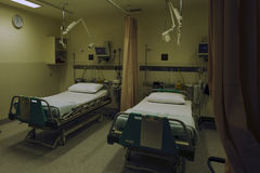 Hospital 1 Stock Image