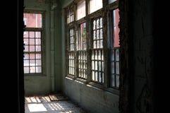 Hospital estatal del abandono Imágenes de archivo libres de regalías