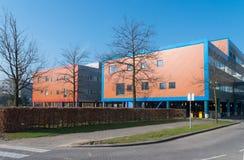 Hospital exterior Royalty Free Stock Photo