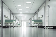 Hospital Floor Stock Photography