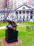 Hospital General de Massachusetts, Boston, Massachusetts Foto de archivo libre de regalías