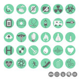 Hospital icon Stock Images