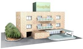 Hospital Royalty Free Stock Image