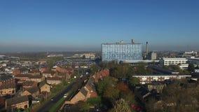 Hospital, Kingston em cima da casca, hospital do leste de Yorkshire vídeos de arquivo