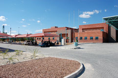 Hospital in Maun Stock Photography