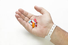Hospital Medications Stock Images