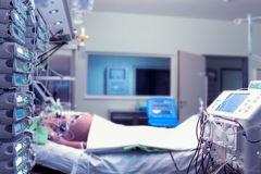 Hospital. Royalty Free Stock Images