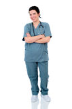 Hospital Nurse Royalty Free Stock Photos
