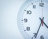 Hospital operating room clock Royalty Free Stock Photo