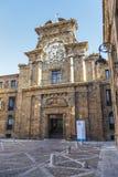 Hospital Our Lady of Regla, Leon Stock Photo