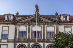 Hospital in Porto Royalty Free Stock Images
