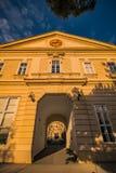 Hospital principal velho em Viena, Áustria, dia, exterior Foto de Stock