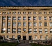 Hospital principal velho em Viena, Áustria, dia, exterior Fotos de Stock