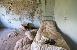 Hospital in Pripyat Stock Image
