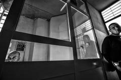 Hospital psiquiátrico criminal Imagenes de archivo