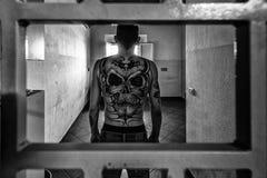 Hospital psiquiátrico criminal Fotografía de archivo