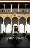 Hospital Real, Granada, Andalusia, Spain Royalty Free Stock Images