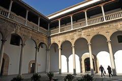 Hospital Real, Granada, Andalusia, Spain Stock Photo
