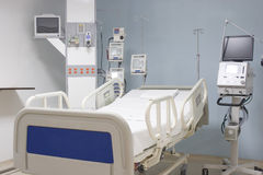 Hospital Room Royalty Free Stock Image