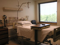 Hospital Room 3 Stock Image