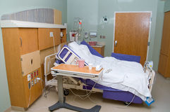 Hospital Room Royalty Free Stock Image