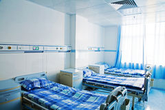 Hospital room Stock Images