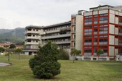Hospital of sarzana royalty free stock photos