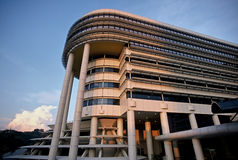 Hospital_Singapore Image stock