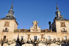 Hospital of St. Augustine, El Burgo de Osma, Soria (Spain) Stock Photos