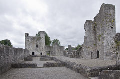 Hospital of St John The Baptist. The Hospital Of St John The Baptist on the banks of the river Boyne in the Irish town of Trim , County meath. This foundation Royalty Free Stock Image