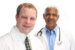 Hospital Staff. Set on white background Stock Images
