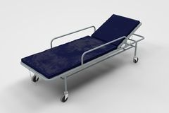 Hospital Stretcher Royalty Free Stock Images