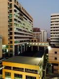 Hospital. Suan dok Hospital of Chiang mai university Royalty Free Stock Images