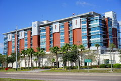 Hospital in tampa Royalty Free Stock Image