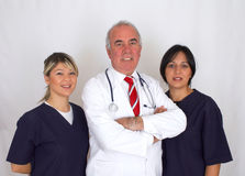 Hospital team Stock Photos